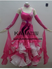 KAKA DANCE B1359,Ballroom Standard Dance Dress,Waltz Dance Competition Dress,Women,Girl,Ballroom Dance Dress