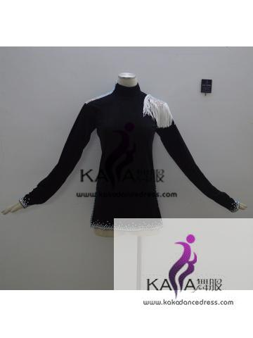 100% New Competition Dance Man Latin Shirt,Boys Latin Dance Men Dress,Latin Dance Adult Shirt,KAKAM005