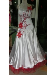 KAKA DANCE B1410,Ballroom Standard Dance Dress,Waltz Dance Competition Dress,Women,Girl,Ballroom Dance Dress