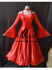 KAKA DANCE B1412,Ballroom Standard Dance Dress,Waltz Dance Competition Dress,Women,Girl,Ballroom Dance Dress