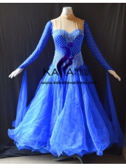 KAKA DANCE B1421,Ballroom Standard Dance Dress,Waltz Dance Competition Dress,Women,Girl,Ballroom Dance Dress