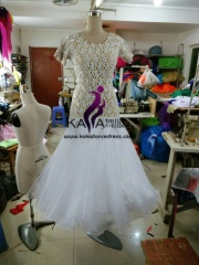 KAKA DANCE B1432,Ballroom Standard Dance Dress,Waltz Dance Competition Dress,Women,Girl,Ballroom Dance Dress
