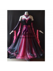 KAKA DANCE B1437,Ballroom Standard Dance Dress,Waltz Dance Competition Dress,Women,Girl,Ballroom Dance Dress