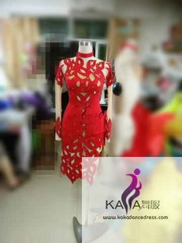 KAKAL1510,Women Latin Dance Wear,Girls Salsa Practice Dance Dress Tango Samba Rumba Chacha Dance Dress,Latin Dance Dress